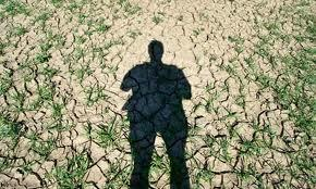 shadow-on-dry-earth